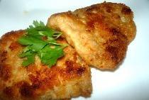 Schnitzel de porc