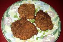 Receita de costeletas de frango