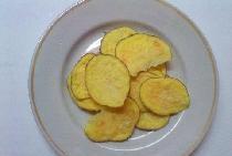 Chips i mikrobølgeovnen på 10 minutter