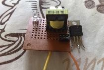 A device for checking any transistors