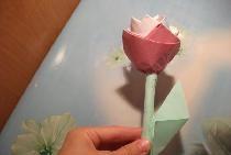 Floare din note
