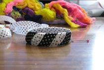 Ręcznie robione bransoletki dla dziewczynek