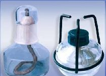 Lampa cu rachiu de casa