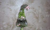 Realizarea unui pom de Crăciun tricotat