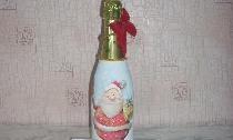 Șampanie de Anul Nou