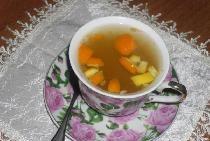 Τσάι εσπεριδοειδών φλούδα