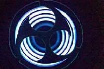 O bezdotykowych diodach LED mocy na łopatkach chłodnicy