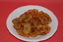 Gotowanie chipsów bananowych