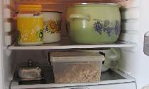 Ξεπαγώστε το ψυγείο