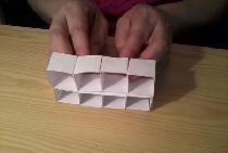 Cubo - um transformador de papel