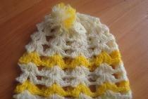 Eski bir bluzdan yeni şapka