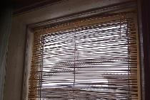 Reed blinds