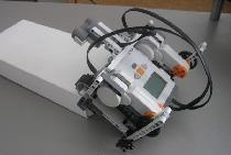 Мечтите се сбъдват - Lego MindStorms NXT робот