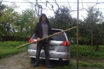 Instrument muzical indigene din Australia - Didgeridoo