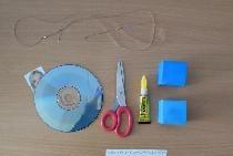 CD'lerden El Sanatları