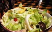 Salată de varză cu pansament cu muștar de lămâie