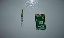Pad magnetyczny i długopis (magnesy na lodówkę)