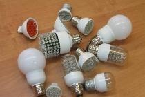 Konvertering af en lysstofrør til en LED