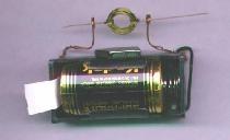 Motor electric primitiv