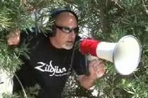 """Mikrofon kierunkowy lub """"ucho elektroniczne"""""""