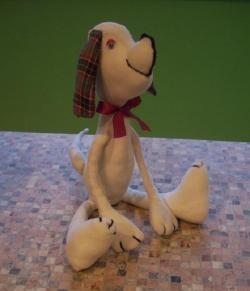Πώς να ράψετε ένα μαλακό σκυλί παιχνιδιών