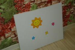 Flanelegraf - ένα οπτικό βοήθημα για παιδιά προσχολικής ηλικίας