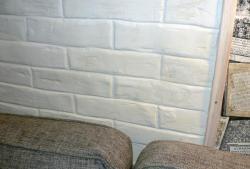 Billig dekorative mursten