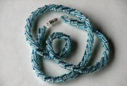 Гривна от турска плетена гривна