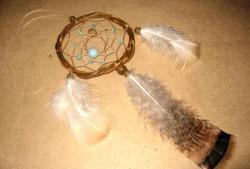 Dreamcatcher: bijuterii și amulete
