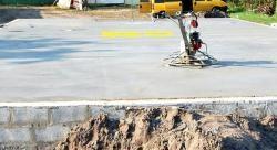 Prosta technologia posadzek betonowych