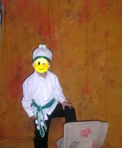 Costum de usturoi