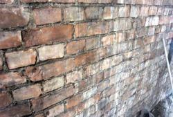 Moduri diferite de aliniere a pereților din cărămidă