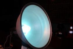 Jak zrobić dławik na lampie DRL 250