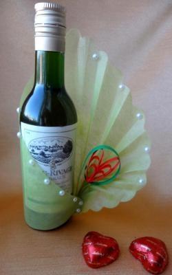 Опаковка за бутилка вино