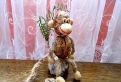 Орехова маймуна