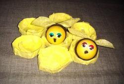 Пчелни пити с пчели
