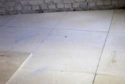 Pregătirea bazei pentru o podea din lemn