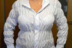 Erkek gömleği bluz