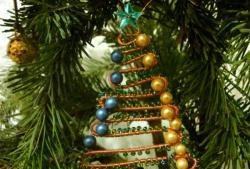 """Decorațiuni de Crăciun """"Pomul de Crăciun"""""""