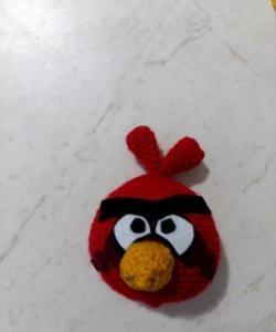 Bird Amigurumi - Ed. De Angry Birds