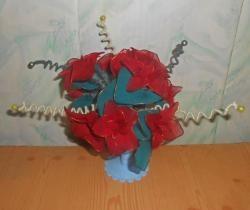 Flori de nylon