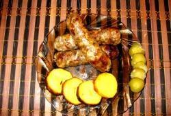 Carnati de porc tocati manual