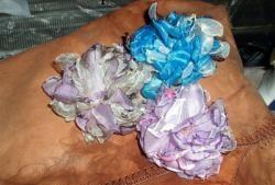 Organze Çiçekler