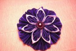Violet klemme