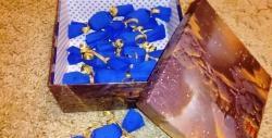 Preziceri de bomboane în ajunul Crăciunului