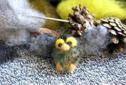 Đồ chơi nỉ - Owl