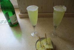 Cocktail pentru o cină romantică