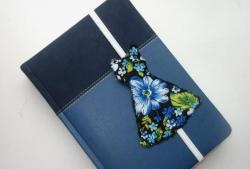 Stylish bookmark for a book.