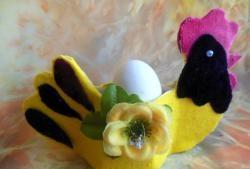 Suport pentru testarea ouălor de pui