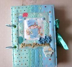 Album - notesbog til en dreng i hans første leveår